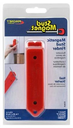Master Magnetics 07612 Magnetic Stud Finder with Shield, Dry