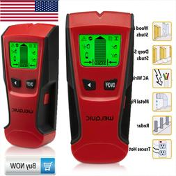 WELQUIC 3 Detector modes Stud Center Finder, metal and AC Li