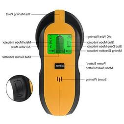 4 in 1 Stud Finder Wall Scanner Center Detector for AC Wire,