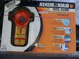 Black & Decker BDL100S Bulls Eye Laser Level-Stud Finder NIB