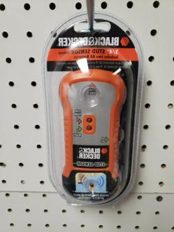 "Black & Decker SF100 3/4"" Stud & Metal Finder Sensor LED Ind"