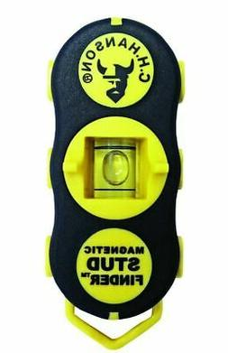 CH Hanson 3040 / 03040 Magnetic Stud Finder with Level and P