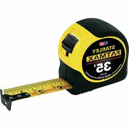 Stanley Fat Max Measuring Tape-35ft Length #33-735TR