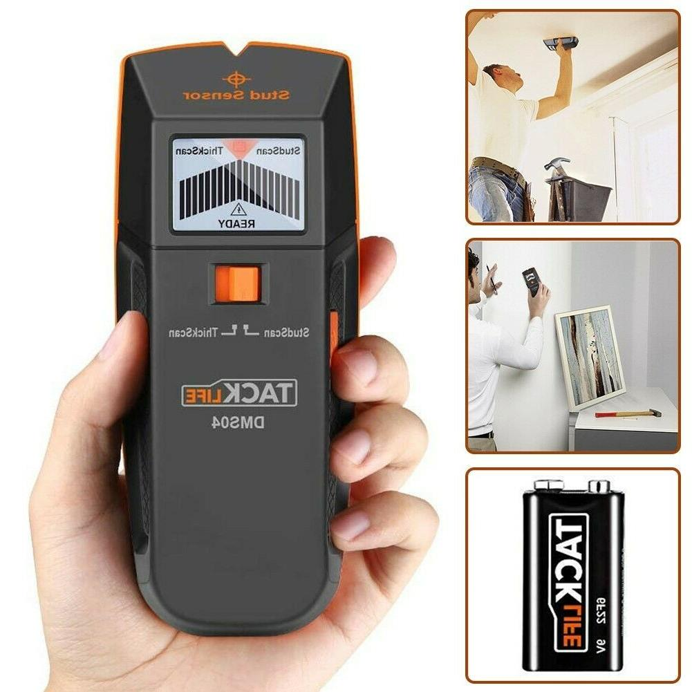 3in1 wall scanner stud finder ac wire