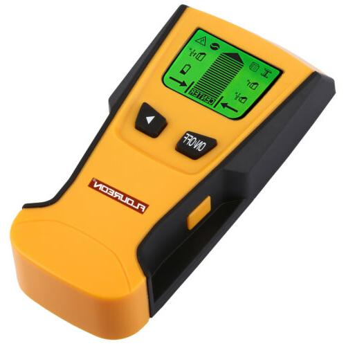 LCD Center Finder AC Live Wire Detector Tool