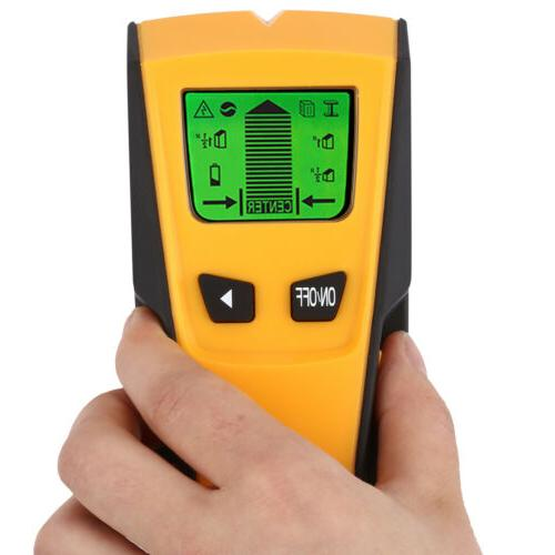 LCD Display Finder Live Wire Tester Tool