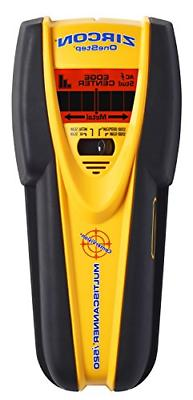 Zircon MultiScanner i520-FFP Center Finding Stud Finder with