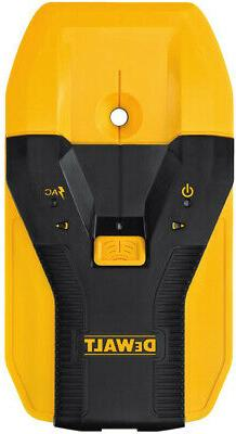 DEWALT Stud Finder 1-1/2 in. Center Sensor Wood Metal LED Co