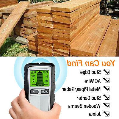 Stud Scanner Wood Wire Studs LCD