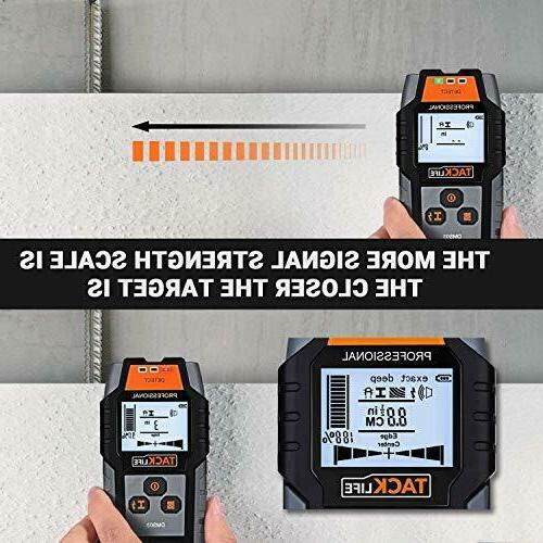 Stud Finder Wall Scanner, 4 Center Finding Electronic Detecto