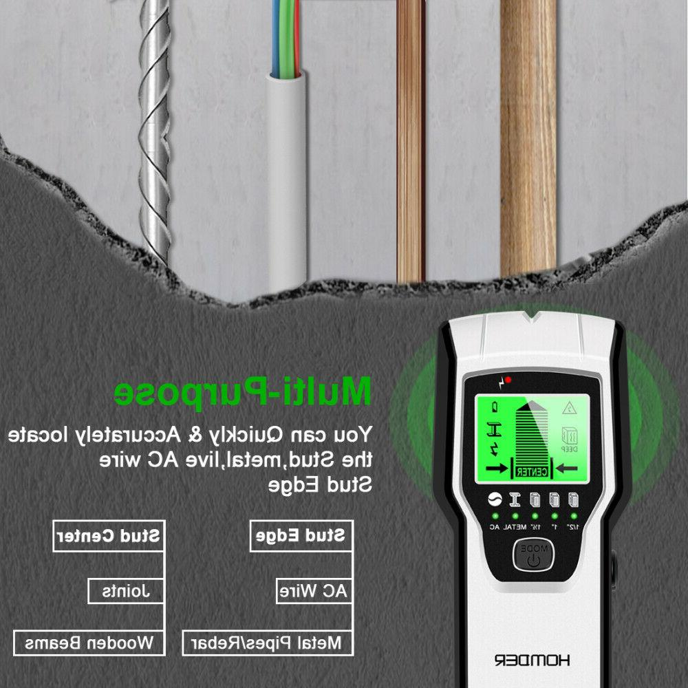 Stud in 1 Stud/Metal/Live AC Wire/Moisture detection