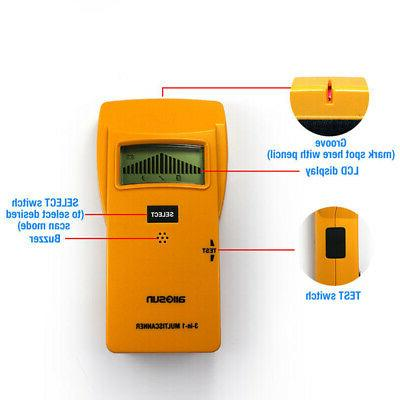ALL Ts79 Stud/Metal/Ac Detector 3 Multi Test