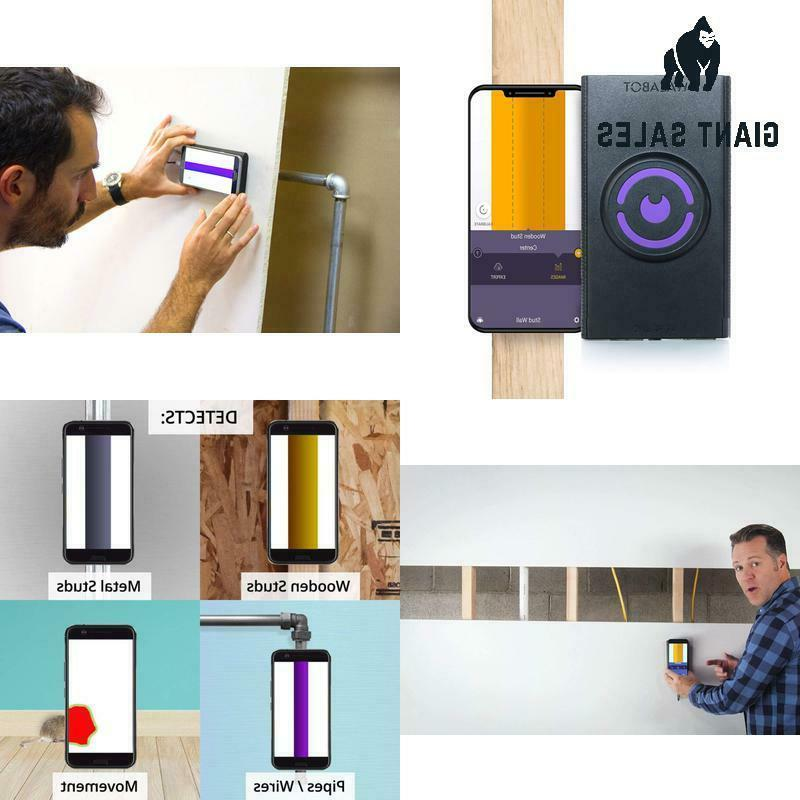 walabot diy stud finder in wall imager