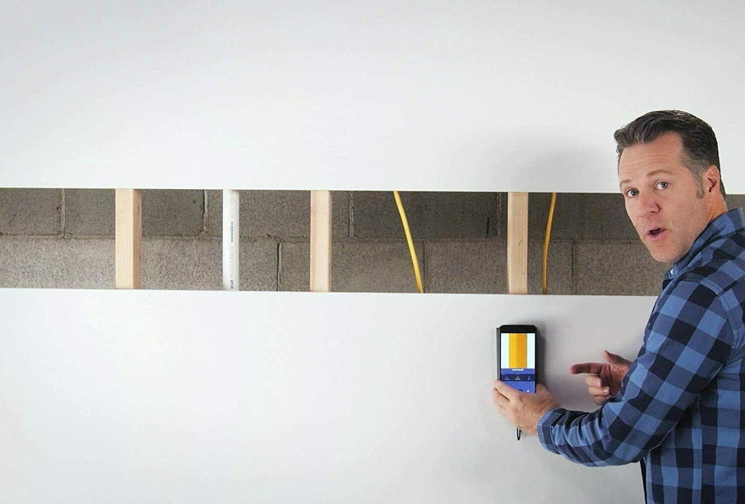 DIY, Stud In-Wall Imager, Wall Scanner for Studs, &