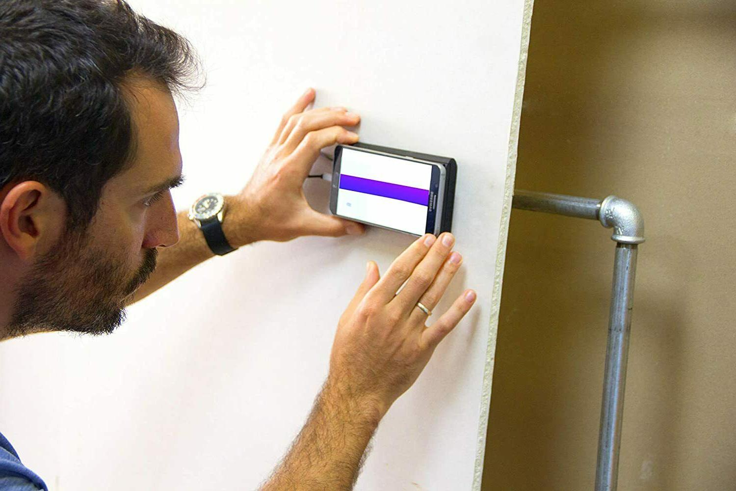 DIY, In-Wall Imager, Cell Phone Scanner & Wires