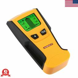 FLOUREON TH-210 3 In 1 LCD Stud Center Finder Metal & AC Liv