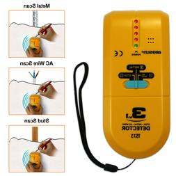 Wall Scanner Stud Finder 3-in-1 Detector with Sound Warning