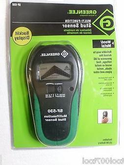 Greenlee Multi-function / Stud Finder  SF-530 CLEARANCE!