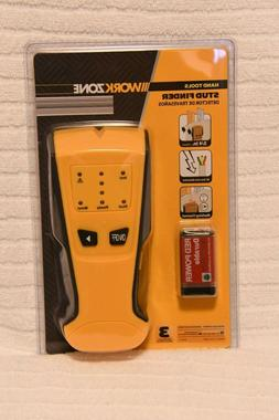 Work Zone Stud Finder Hand Tool NEW