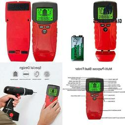 Stud Finder  Moisture Meter Wall Scanner - 6 In 1 Electronic