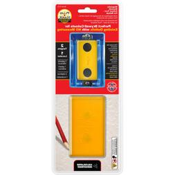 Stud Finders Home Plug Mark Magnetic Drywall Cutout Tool for